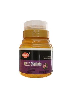 紫云英蜂蜜500克
