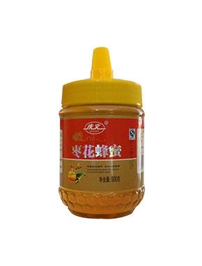 棗花蜂蜜500克