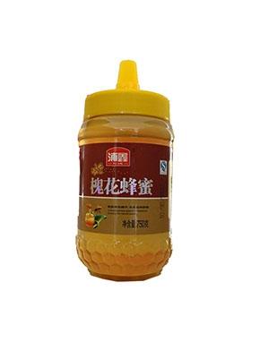 槐花蜂蜜750克
