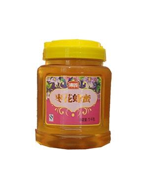 棗花蜂蜜1千克
